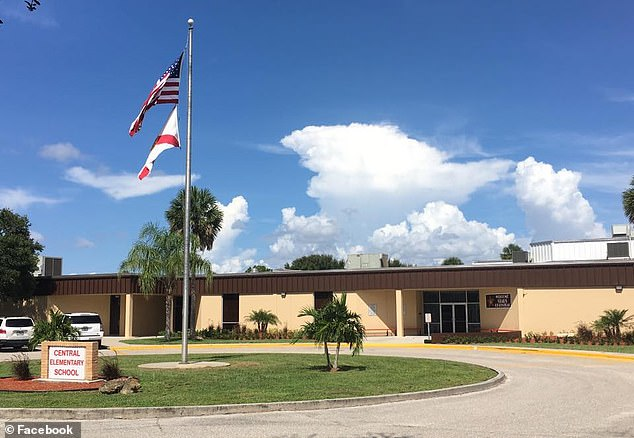 Principal of Florida school spanks six-year-old pupil with a paddle, Swahili Post
