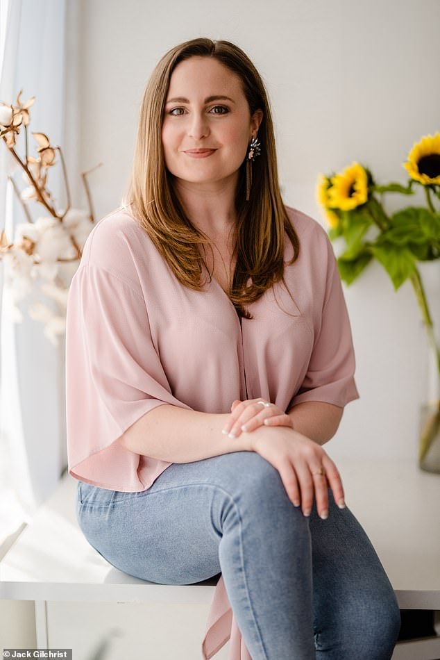 'I've seen everything from bridezillas to bridesmaids who are jealous of my role and disasters where there hasn't been enough alcohol,' Kerstyn (pictured) told FEMAIL