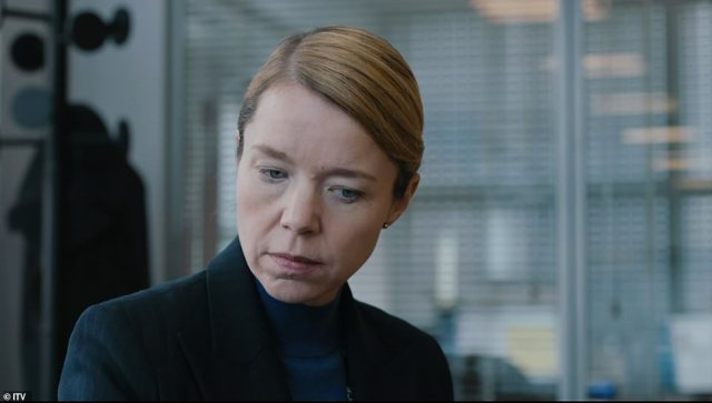 What will she do? She's become one of the show's most maligned characters, but viewers were left hoping that Carmichael had some glimmer of compassion after Hastings decided to make a confession