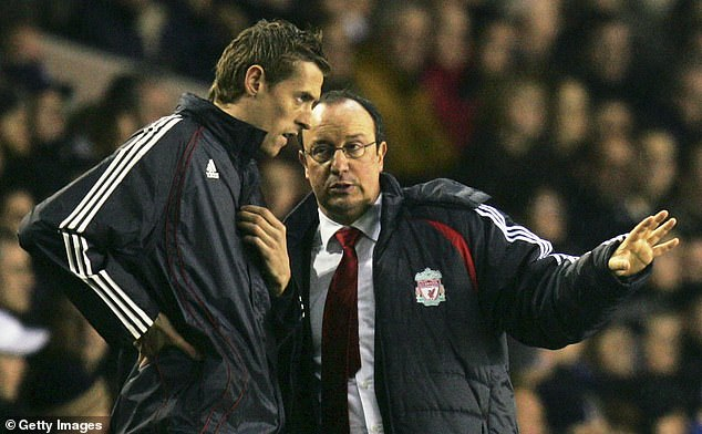 Peter has first-hand experience of Benitez's managerial powers from their time at Liverpool
