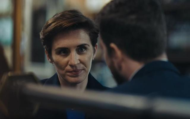 'You don't know what you've got til it's gone': Kate Fleming may have been referencing her time in AC-12 when she gazed at Steve Arnott in the pub in the closing moments of the show...but fans were left hanging as to whether the line had more romantic connotations