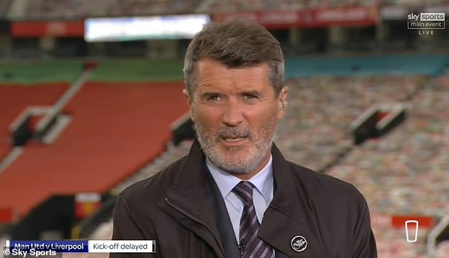 Roy Keane has insisted Manchester United fans will keep protesting until the Glazers sell up