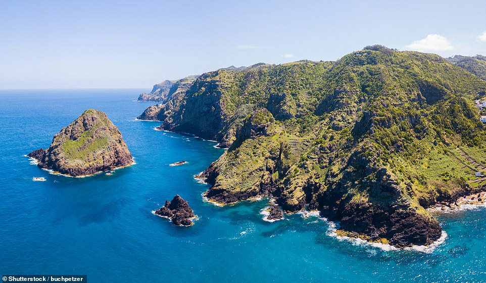 The Azores' lesser-known island of Santa Maria, which you can visit on many of the walking trips on offer