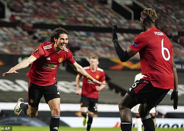 United look likely to make the Europa League final on May 26 after their 6-2 win over Roma