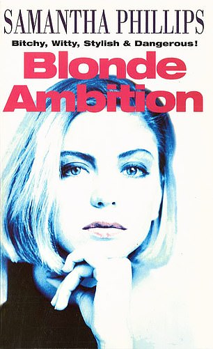 Phillips, 55, wrote Blonde Ambition in 1996