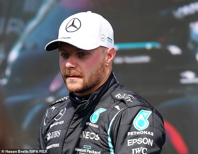 Bottas blew a good opportunity to assert himself into the drivers' title mix on Sunday