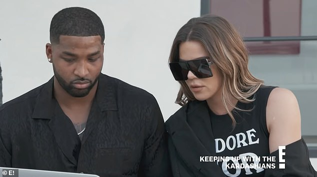 Baby 2?Also in the supertease trailer, Khloe talks about perhaps having a surrogate to welcome her second child with Tristan Thompson; they already have daughter True, three. 'I am starting to wonder if surrogacy is really going to work for me and my family,' Khloe says
