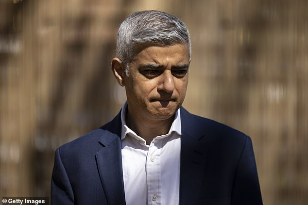 Sadiq Khan will attempt to bring the Olympics back to London if he is re-elected as Mayor