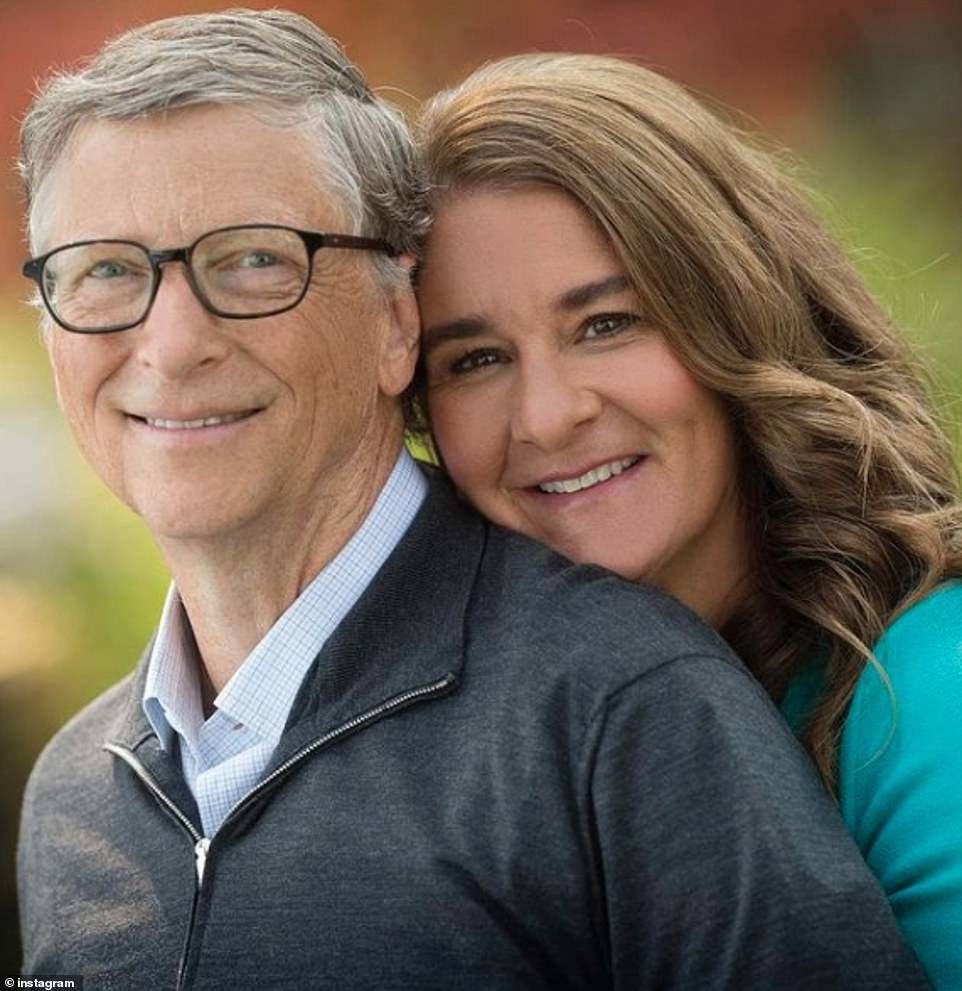 The end of the road: Bill and Melinda Gates have announced that they are divorcing after 27 years of marriage, and more than 30 years together
