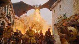 Game of Thrones ran for eight seasons