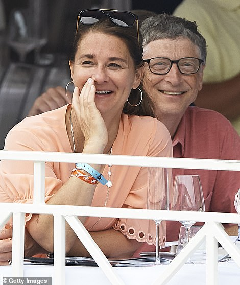Philanthropy: The Microsoft founder has said that the majority of his fortune will go to charity when he dies - however that fortune will likely now have to be split between the couple. It is not known if they had a prenuptial agreement