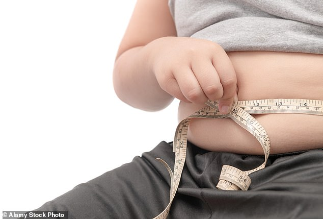 Hundreds of fat children should be offered NHS-funded weight-loss surgery to reverse their diabetes, according to a leading medic. (Stock)