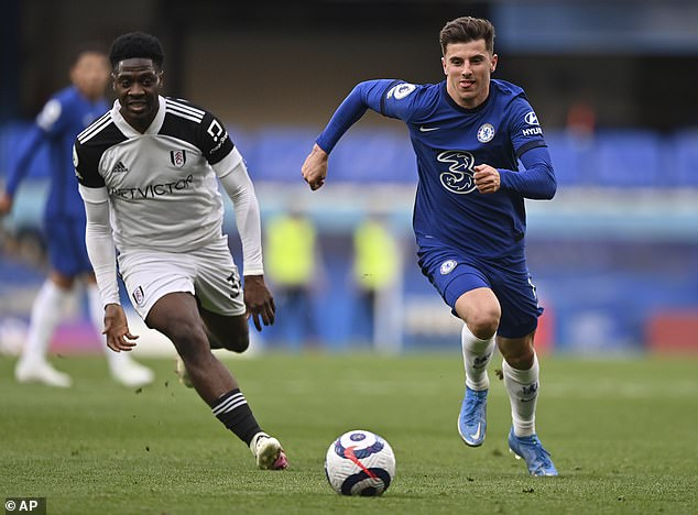 Mason Mount dictated the tempo of the game once more for Chelsea against Fulham