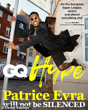Available Now: Read Full Feature Online on GQ Hype Now