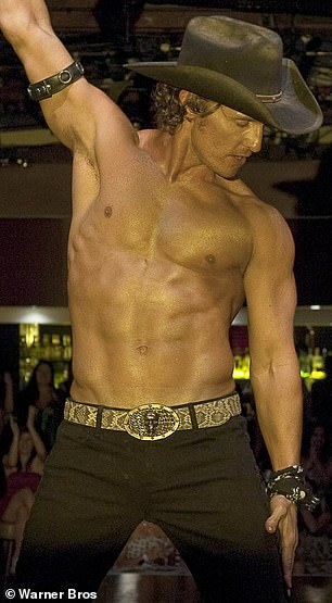 Months earlier in Magic Mike
