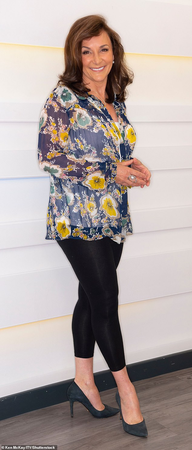 The Shirley Show!Shirley appeared on This Morning to discuss her show, An Evening with Shirley Ballas: 'I am extremely excited, want it to be a fun, out there evening… I don't want to just sit down and talk, Want audience to ask questions, no questions is off limits!'
