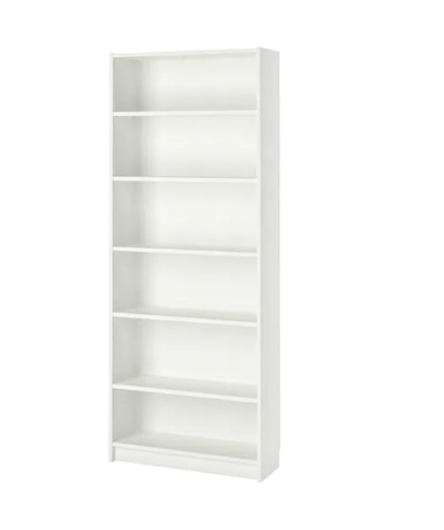 Ikea has launched a buy back scheme that will allow customers to sell used furniture in exchange for store credit (pictured, the popular Billy bookcase costs£35 but customers could receive a voucher worth £17 for the item using the scheme.)