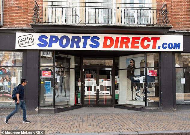 Sports Direct was ranked as the worst sports and outdoors shop in the country by customers after a Which? survey