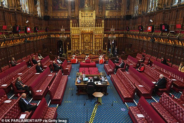 The Lords has a long record of recruiting its most senior official internally - not least because of the extremely specialised knowledge the Clerk requires of the House's systems and conventions