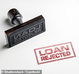 UK psychologists studied the decisions made on 26,501 loan restructuring requests by a major bank's team of 30 credit officers over the course of one month. They found the officers appeared to develop 'decision fatigue' around the middle of the day, making them more likely to default to the safer option of saying no (pictured)