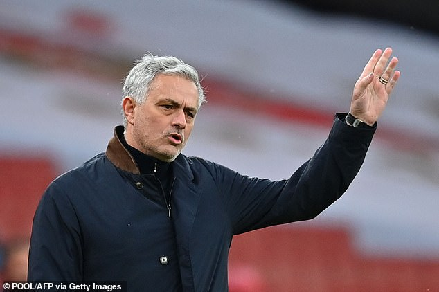 Jose Mourinho is back in management with Roma and will start his new job in the summer