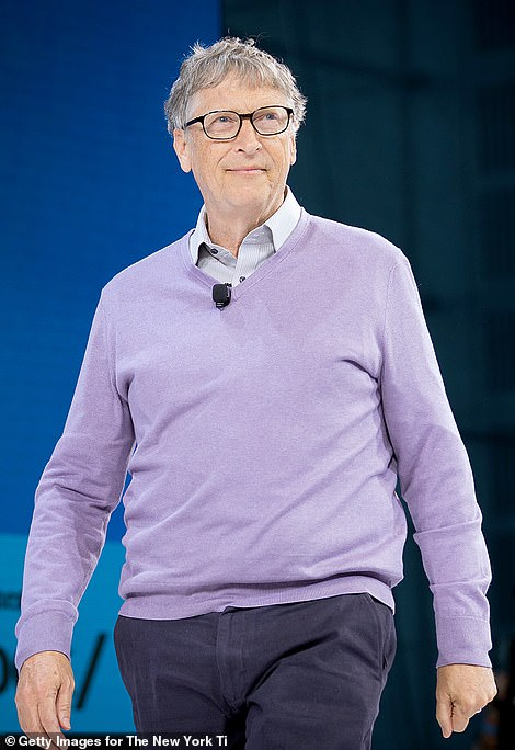 Bill Gates dated venture capitalist Ann Winblad, 70, in the 80s but broke up in 1987, the same year he met future wife Melinda