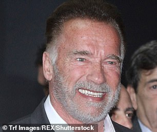 Arnold Schwarzenegger is among the celebrities who reportedly attended the new event