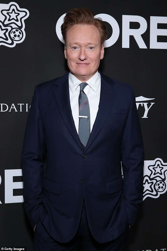 Conan O'Brien reveals he will be 'winding down' his late night TBS show after 11 years this June, Swahili Post