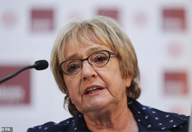 Labour MP Dame Margaret Hodge (pictured) accused Amazon of a ¿relentless campaign of appalling tax avoidance¿