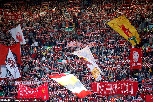 Liverpool's passionate fan base were left furious by attempts of the club to defect