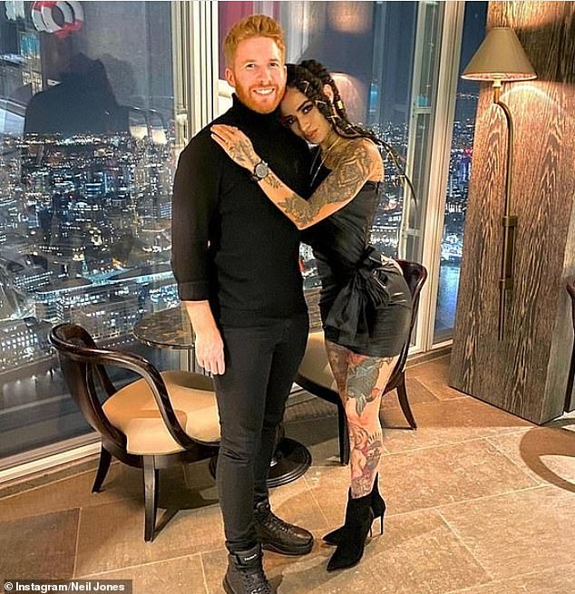 Romance:While Katya has remained single since the breakdown of her marriage, Neil had a turbulent brief romance with Columbian dancer Luisa Eusse