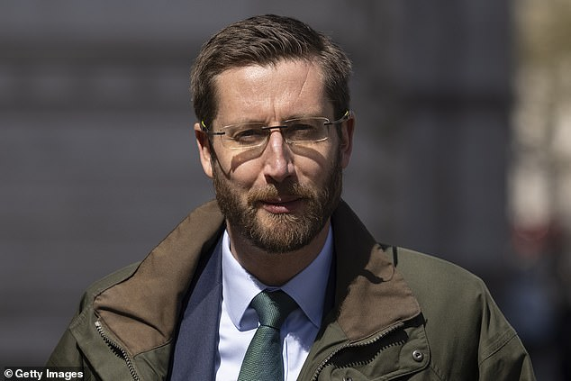 Simon Case, who was appointed cabinet secretary in September, only discovered about the controversial plans in the newspaper