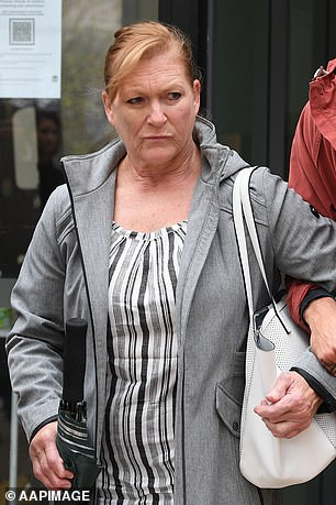 Dale Palmer was more than three times over the legal drink-driving limit when she trapped her 27-year-old daughter beneath a Toyota Starlet in the early hours of Sunday morning on May 2, police say
