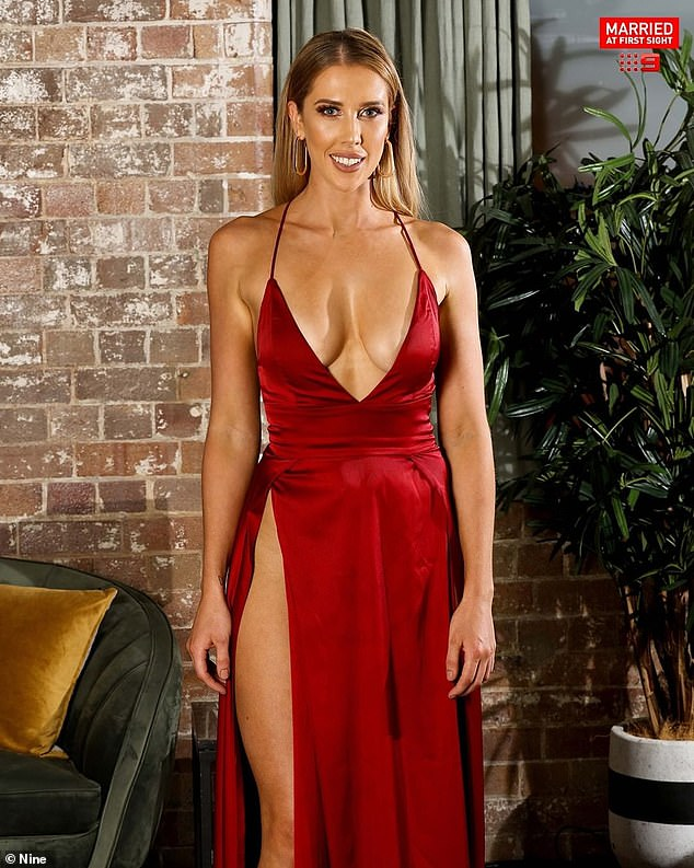 Shameless: Married At First Sight bride Beck Zemek appears to have taken a leaf from the Instagram Influencers playbook as she put a call out for party companies to 'DM me' to help organise her upcoming birthday, on Wednesday