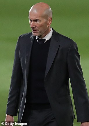 Real Madrid boss Zinedine Zidane has said Juve will always be in his heart