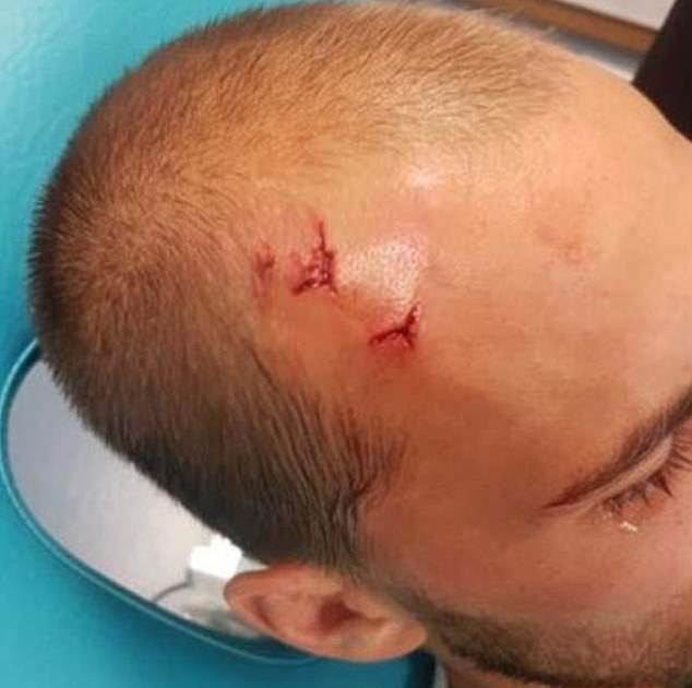 Back in 2018, Bas Dost was among the players attacked by supporters at the training ground