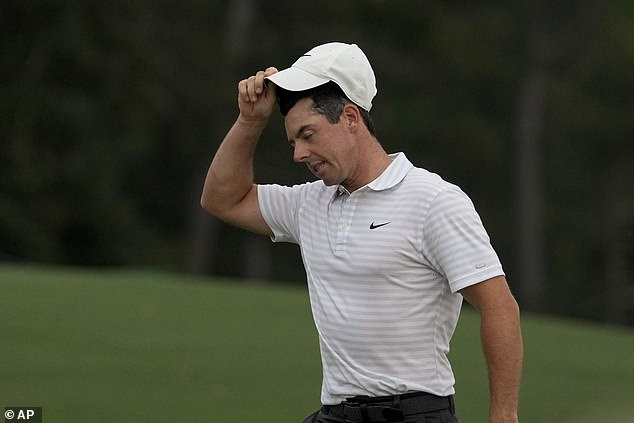 Rory McIlroy could barely hide contempt from his voice as he slammed 'Super League Golf'
