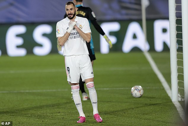 Michael Owen and Joe Cole were full of praise for Benzema, who has 227 goals for Madrid