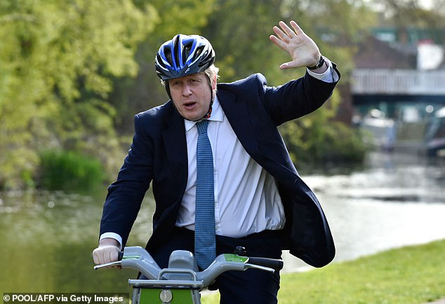 Boris Johnson is on course to take a wrecking ball to the Red Wall again today by securing a hat-trick in Labour's former heartlands