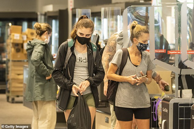 NSW Premier Gladys Berejiklian announced a host of new restrictions for the Greater Sydney region, including Wollongong, Central Coast and Blue Mountains, on Thursday including mandatory face masks for the weekend