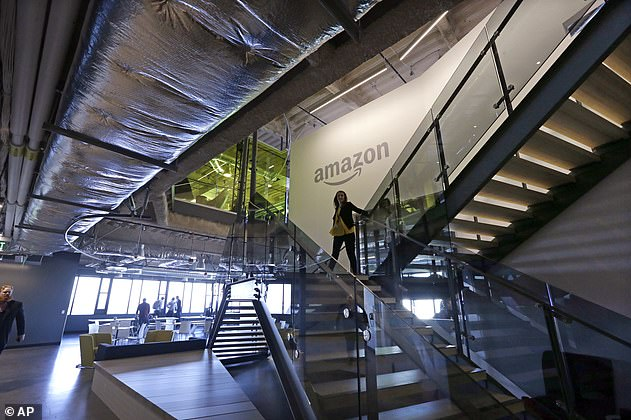 Meanwhile, Amazon confirmed that the company still plans to have its employees return to the office by fall. The image above shows the company's offices in Seattle