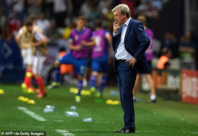 After a disastrous tournament, Roy Hodgson resigned minutes after the final whistle