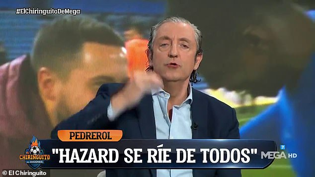 On Spanish TV and in the papers, there has been a very strong reaction to Real's struggles