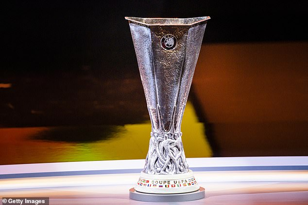 With just two semi-finals remaining, all eyes now turn towards the Europa League trophy