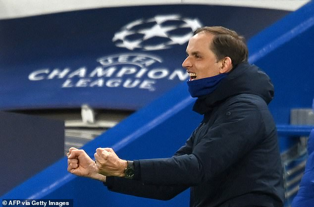 As a result, Thomas Tuchel's Chelsea side have progressed to the final 3-1 on aggregate