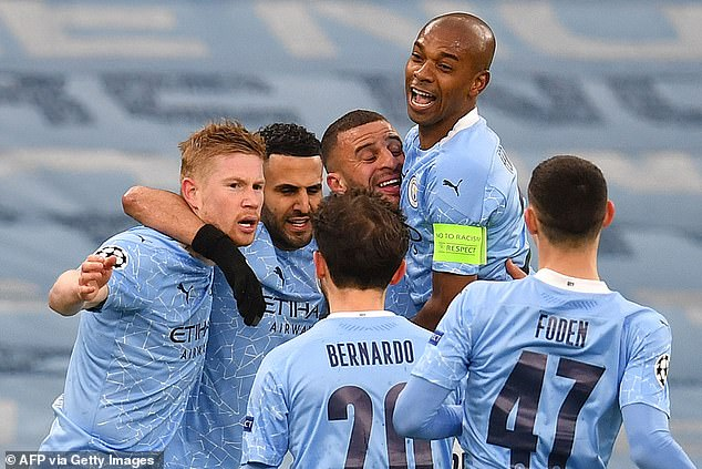 They will face Manchester City in the all-English final after they beat Paris Saint-Germain