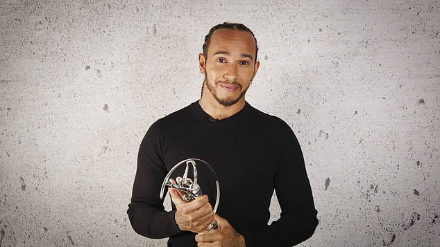 Sir Lewis Hamilton has won Athlete Advocate of the Year at the Laureus World Sports Awards