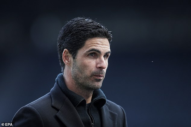 Arsenal boss Mikel Arteta called on the fans to provide a raucous atmosphere on Thursday
