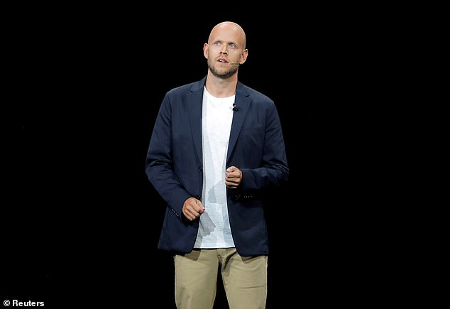 Spotify founder Daniel Ek has been vocal in his desire to take over Arsenal when possible