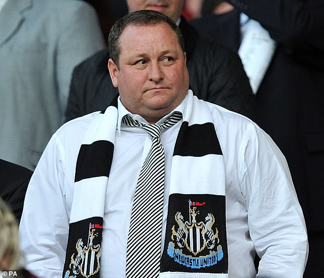 Newcastle owner Mike Ashley has accused the Premier League of blocking a £300m takeover
